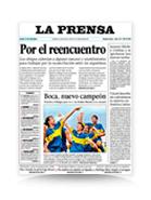 diario la prensa